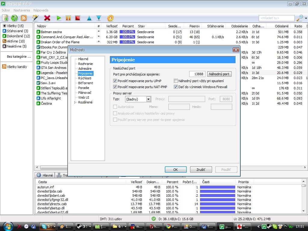 orrent 313 Build 27220 For Windows 7, Filehippo
