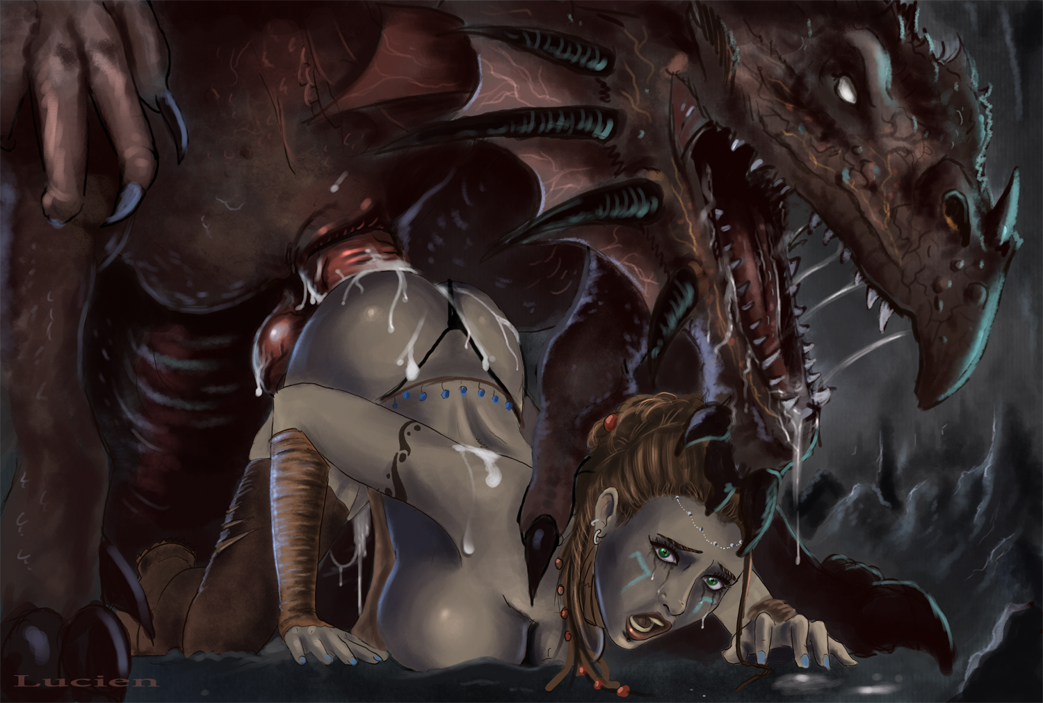 Dragon age ldesire demon henti porn download