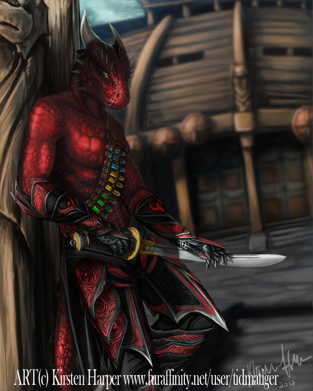 Oblivion yiff hentai scenes
